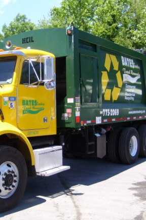 VA Residential Recycling Truck small block